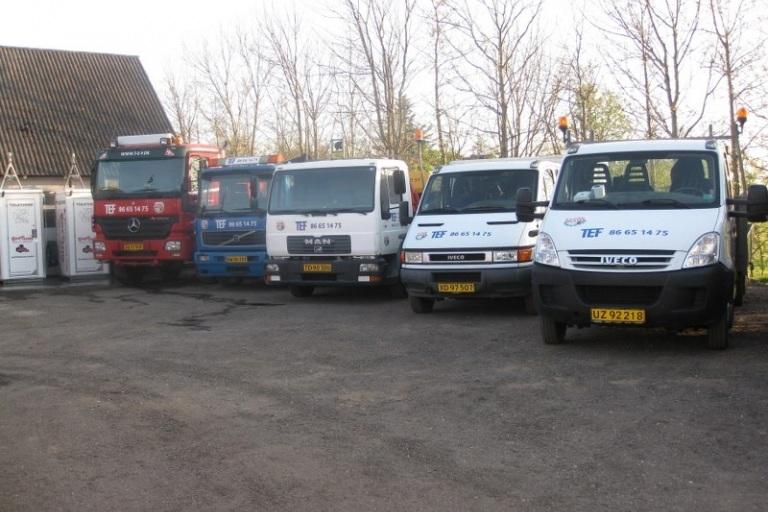 Biler fotograferet til vores jubilæum 2012
