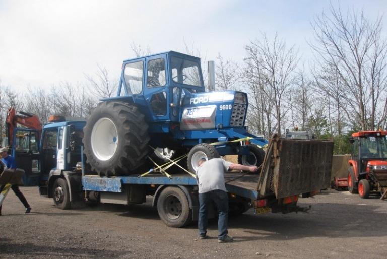 Jims Traktortrækker
