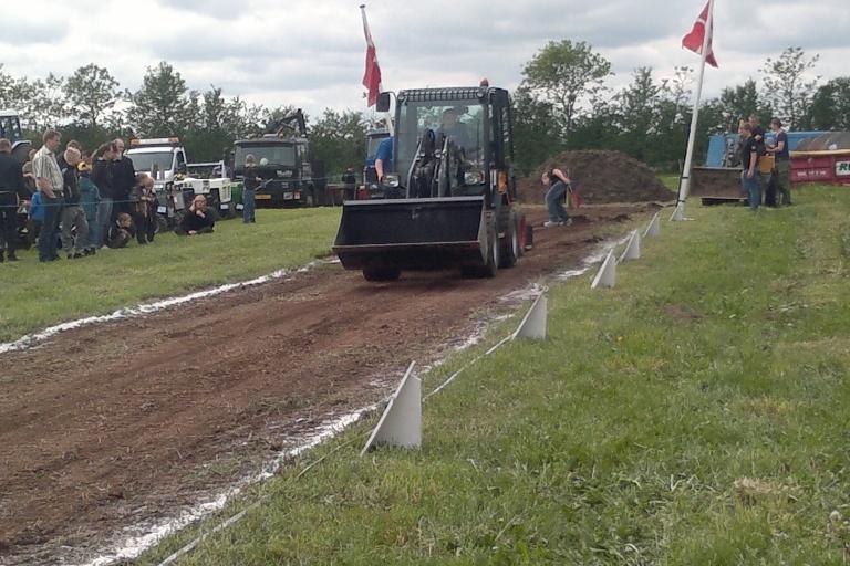 Miniged Til Traktortræk